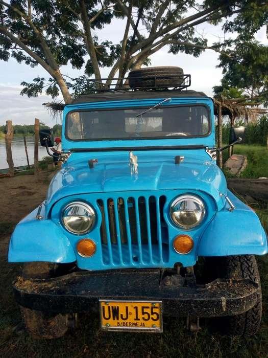 JEEP CJ 1969 - 82000 km