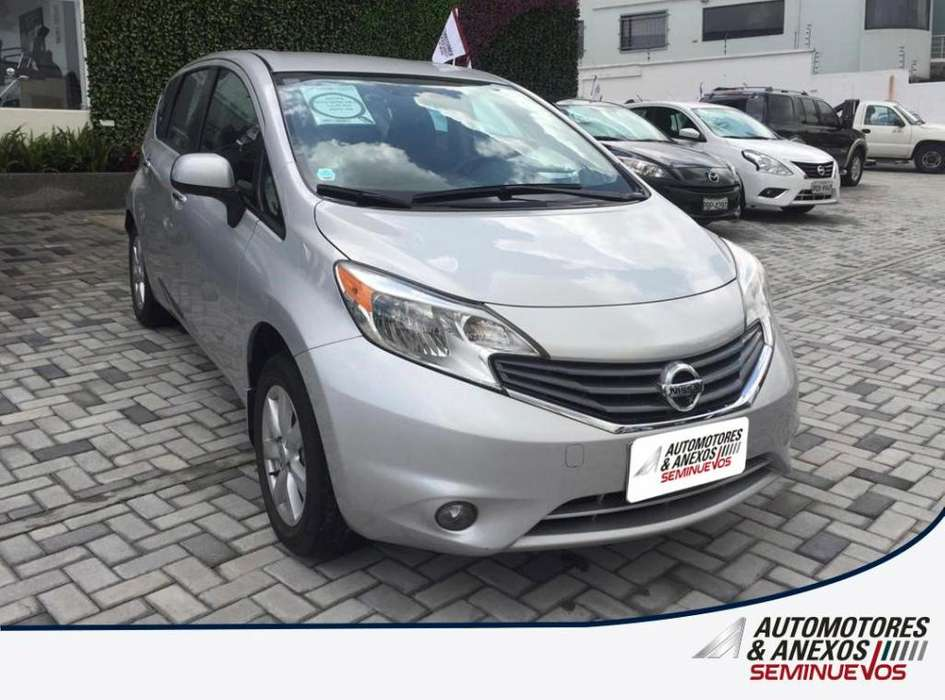 Nissan Note  2014 - 39141 km