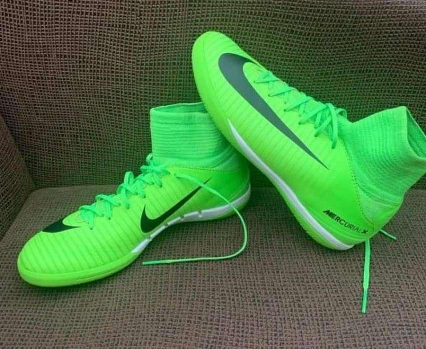 Zapatos para Futbol Sala Talla 36.5