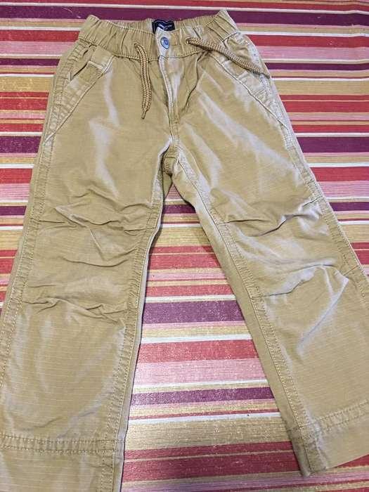 Pantalón Gap 4/5 Años