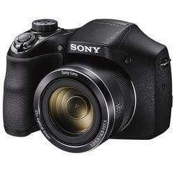 Cámara Digital Sony Cybershot Dsch300 De 20.1 Mp Negro