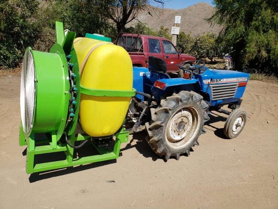 Fumigador de Frutales para Tractor