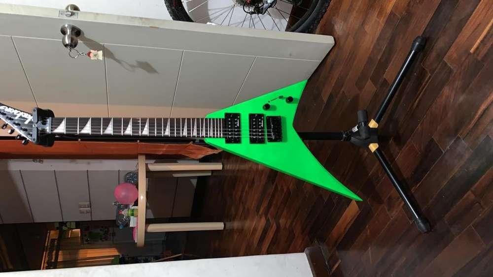 Guitarra Eléctrica Jackson JS RR Minion JS1X