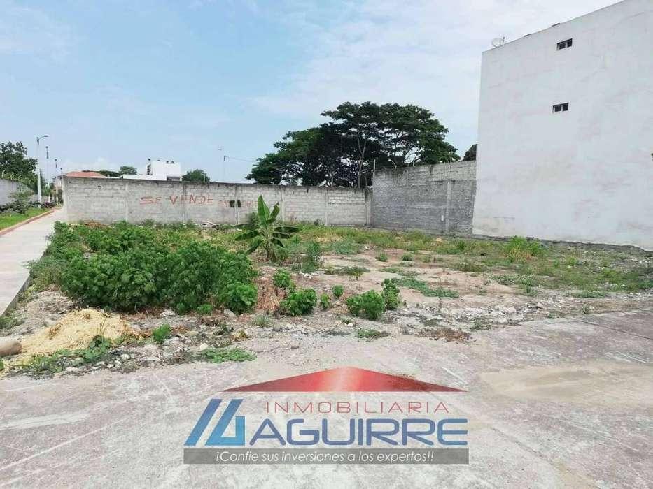 Venta de terreno en sector Esteban Quirola