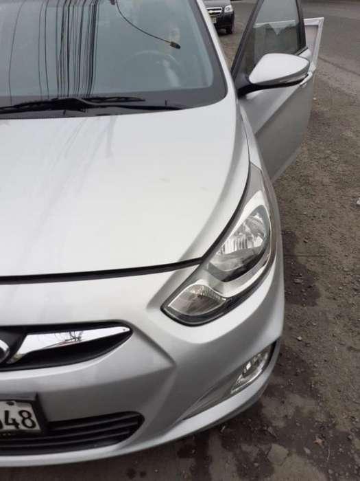 Hyundai Accent 2012 - 46700 km