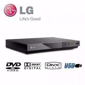 DVD LG DP132 MULTIFORMATOS PUERTO USB