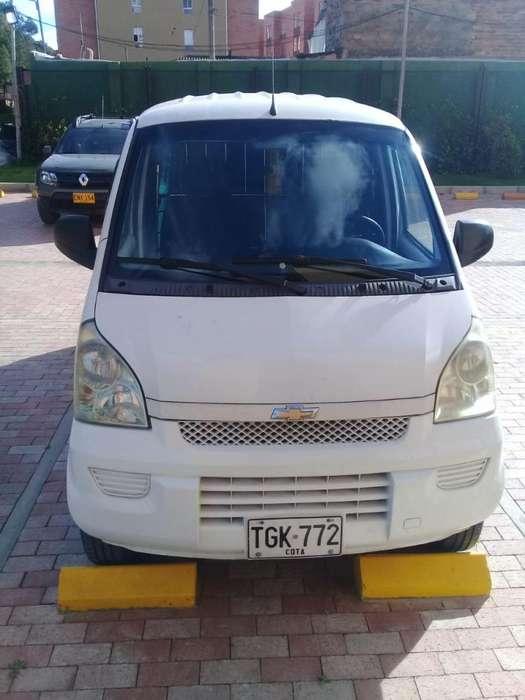 Van cargo Chevrolet N300 2012