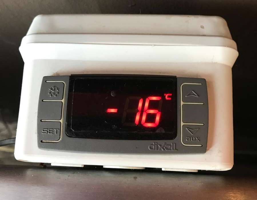 COMBISTATO Control Digital De Temperatura