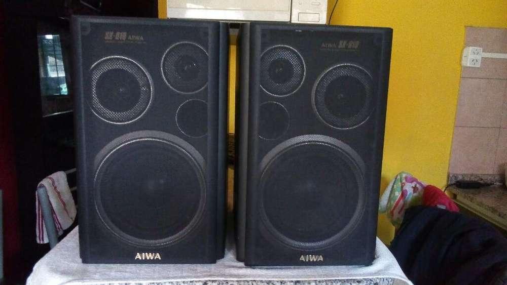 Bafles Aiwa Nsx 810