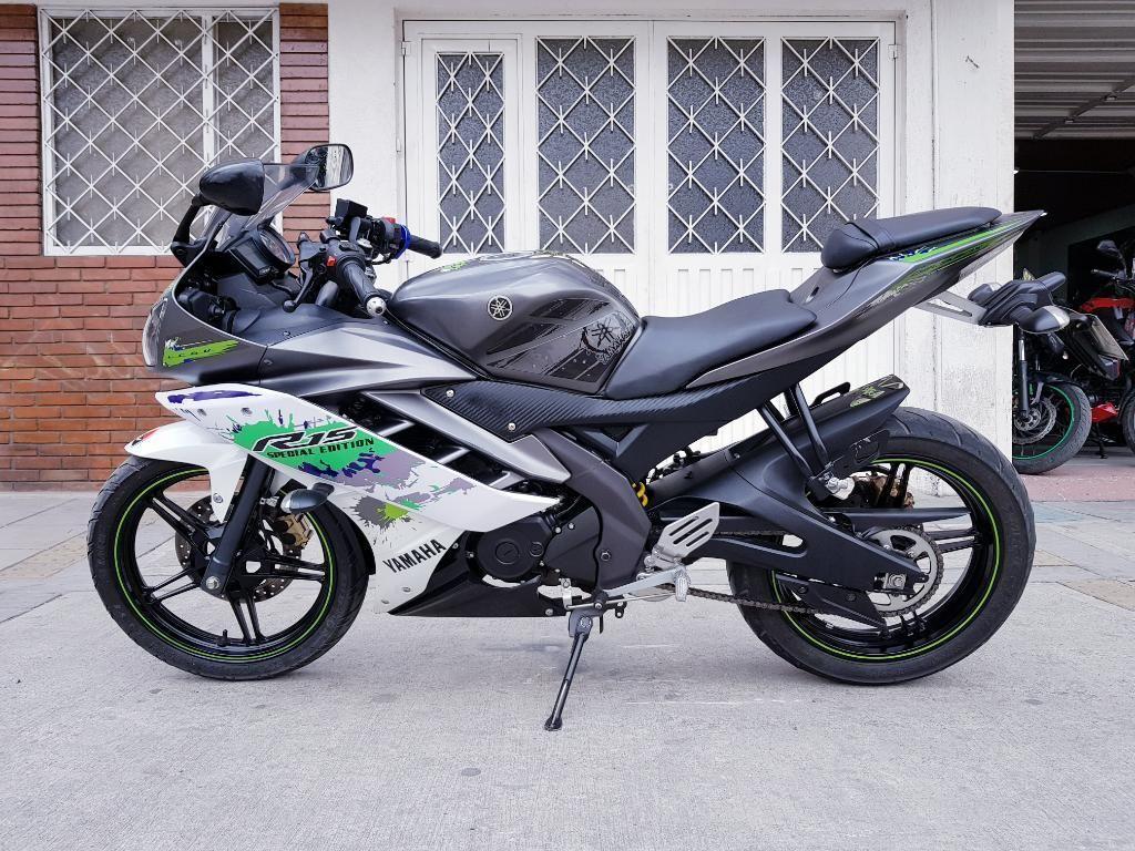 Yamaha R15 Modelo 2018