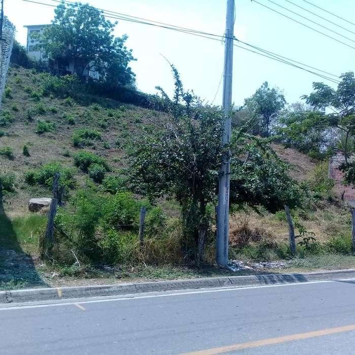 Lote en Tocaima-Cundinamarca en el barrio El Mirador por la vía a Jerusalen sobre vía pavimentada
