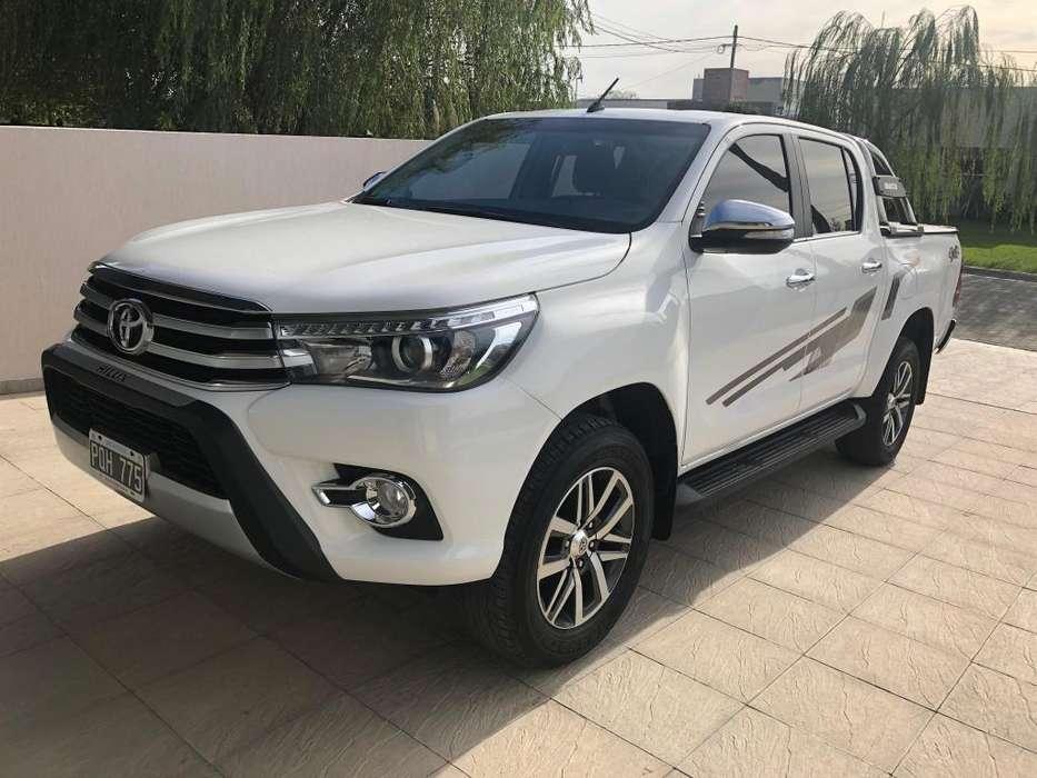 Toyota Hilux 2016 - 94000 km