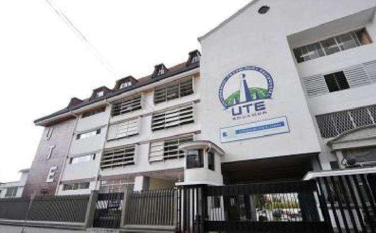 Venta <strong>edificio</strong> UTE Rumipamba Colegio San Gabriel Carolina