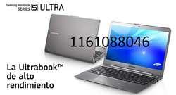 NOTEBOOK SAMSUNG i3 bateria nueva