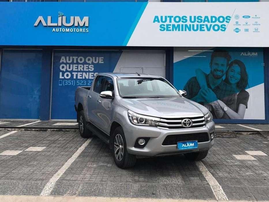 Toyota Hilux 2016 - 70700 km