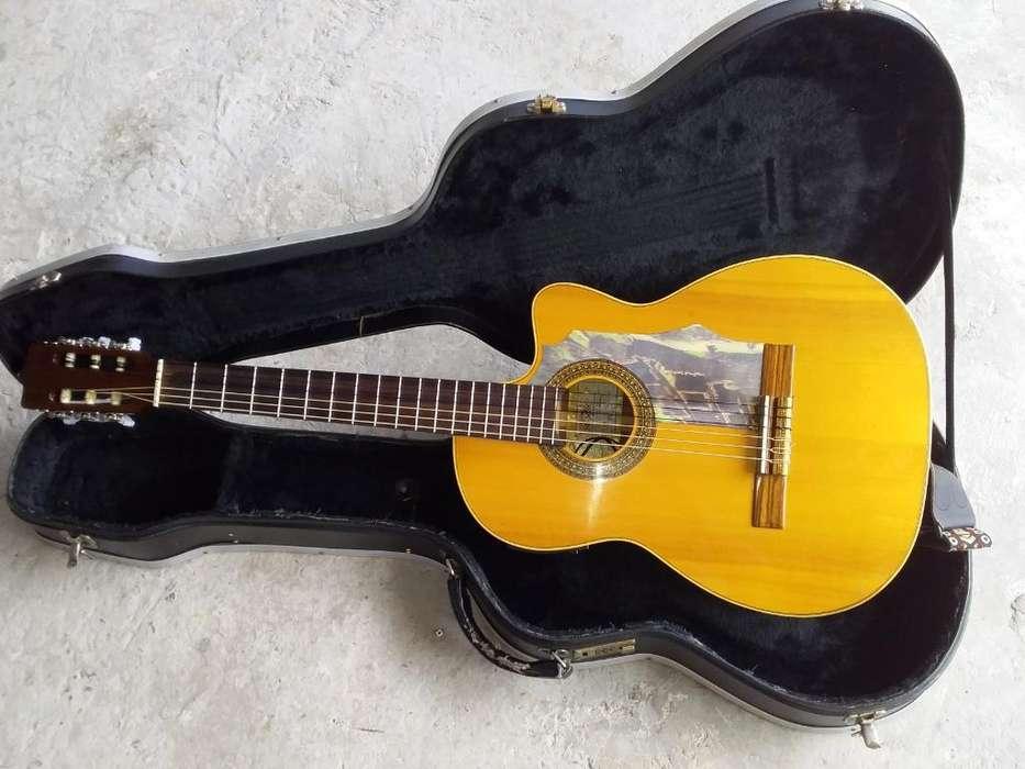 Vendo Guitarra con Estuche 0993699675