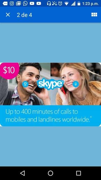 Skype para Llamadas