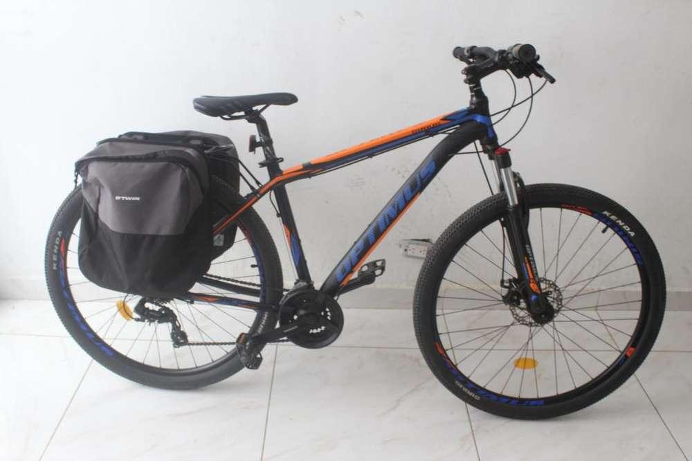 Bicicleta Optimus Sirius 29 - 8 Vel