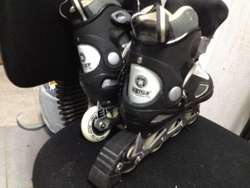 PATINES ROLLER PROFESIONAL EXTENSIBLE 35 A 38 NUEVO