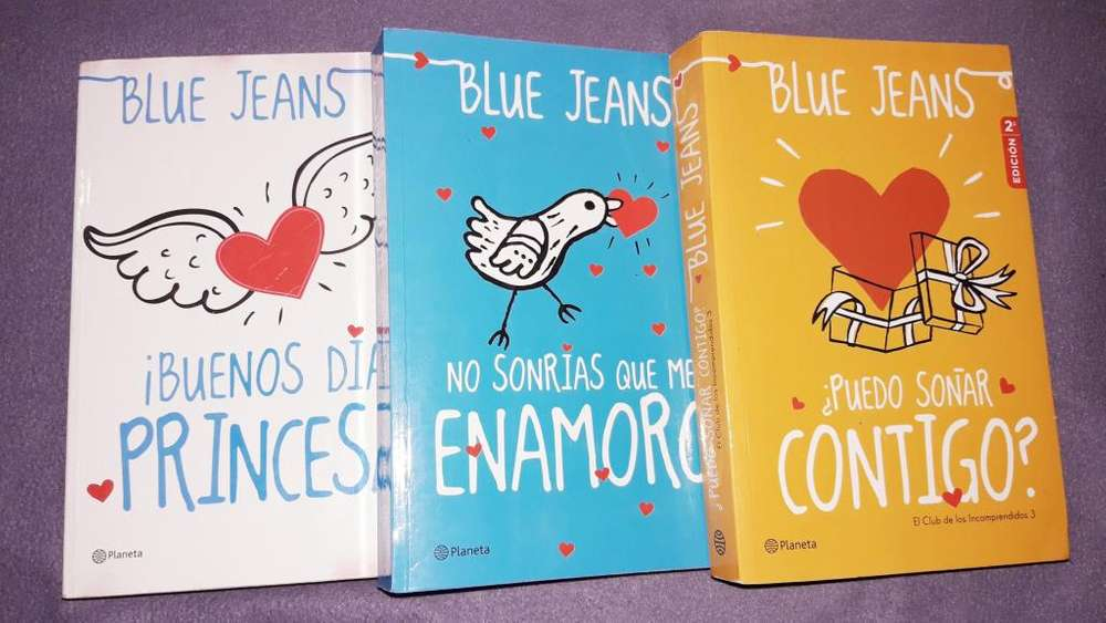 trilogía del libro buenos días princesa