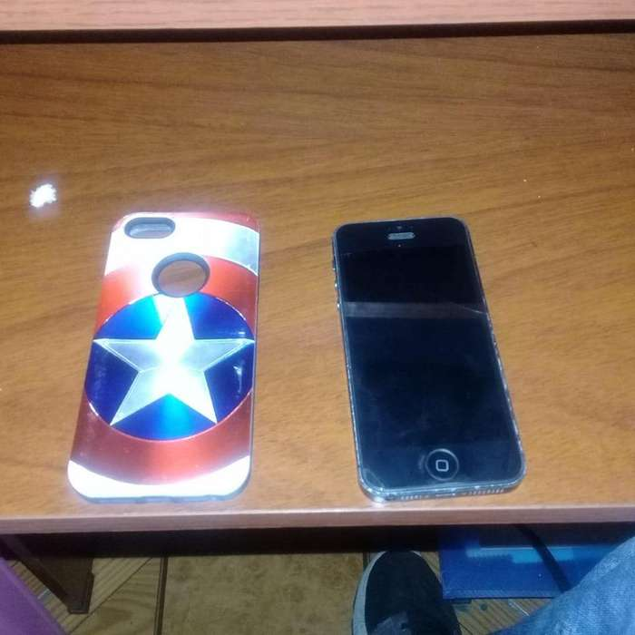 Vendo Iphone 5 28 bg de oportunidad <strong>barato</strong> negociable