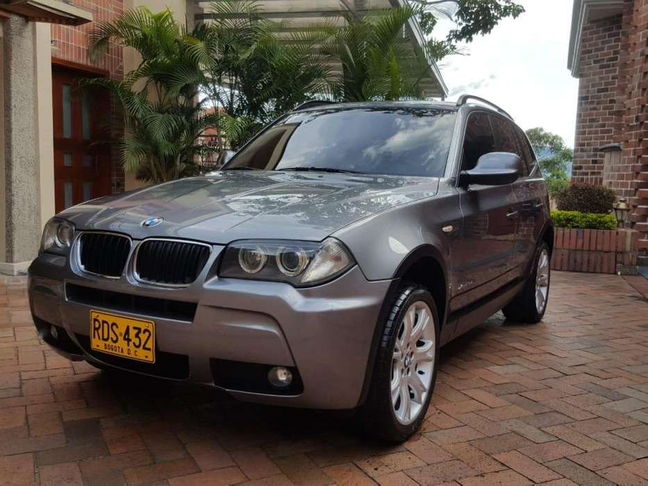 <strong>bmw</strong> X3 2011 - 106327 km
