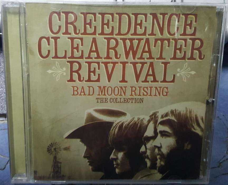 CREEDENCE CLEARWATER REVIVAL 1 Cd, 16.00