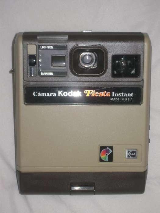 Camara Kodak Instantanea