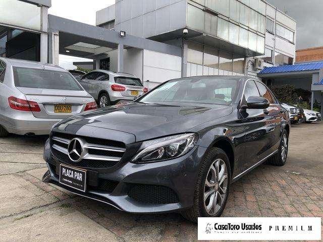 Mercedes-Benz Clase C 2017 - 22601 km