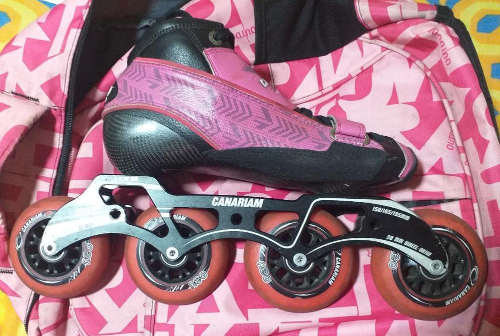 Patines profesionales Canariam 500.000