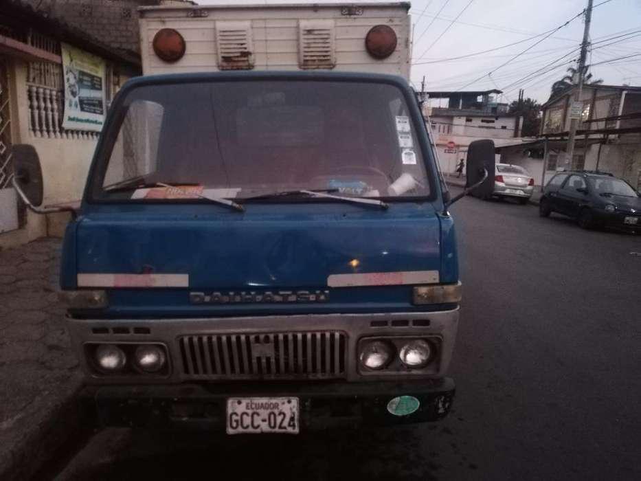 Camión Daihatsun 1980