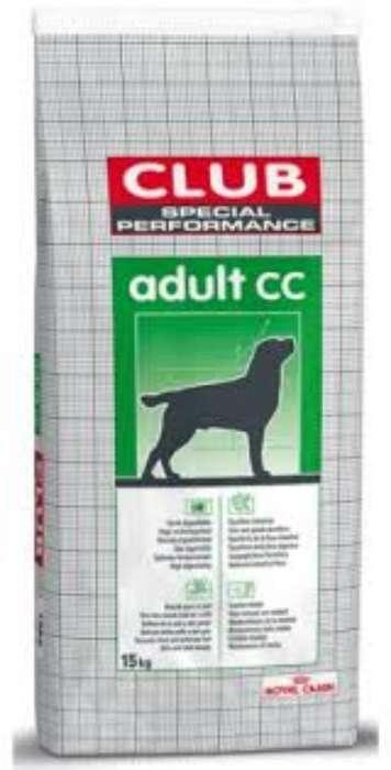 Royal Canin Club Adulto 15 Kg