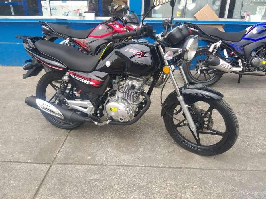 Moto motor 1 diavolo 150cc 2019