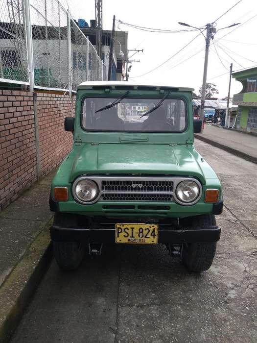 Daihatsu F20 1982 - 0 km