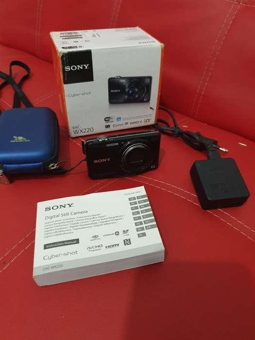 Camara Fotos Sony Cybershop