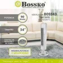 Ventilador Tipo Torre Bossko Bk- 8228 Vt