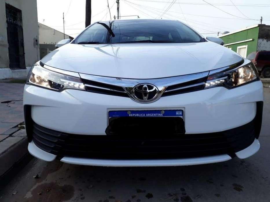 Toyota Corolla 2019 - 3800 km