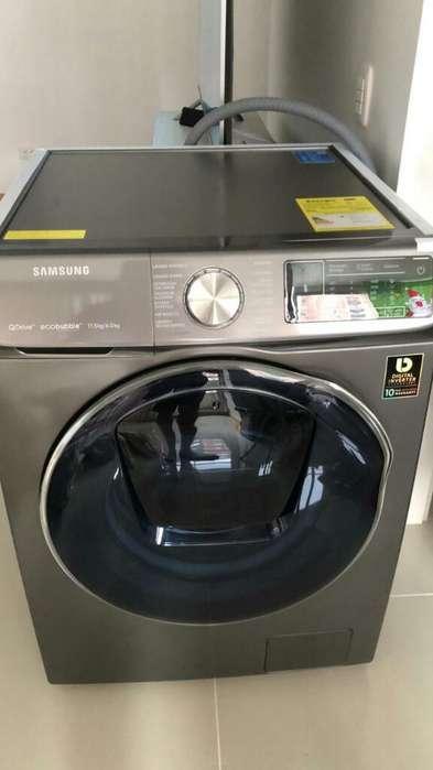 Lavadora Secadora Samsung Nueva
