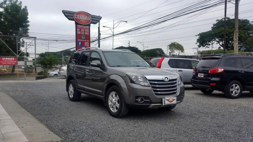 Great Wall H5 Turbo 2015