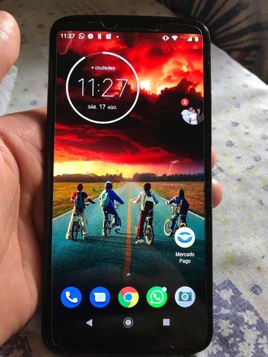 Moto Z3 Play Libre Impecable 64gb 4ram