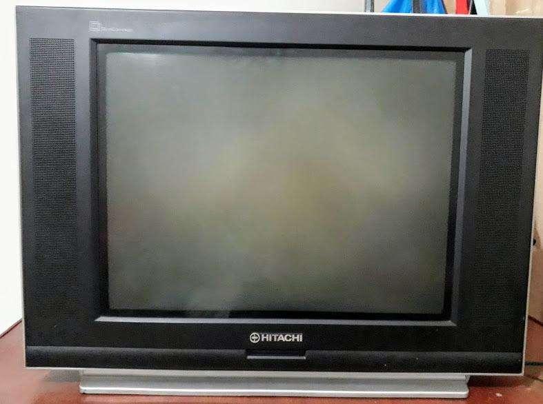 <strong>televisor</strong> Hitachi Slim Concept 21 Pulgadas