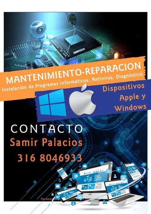 Mantenininiento Y Reparacion Computador