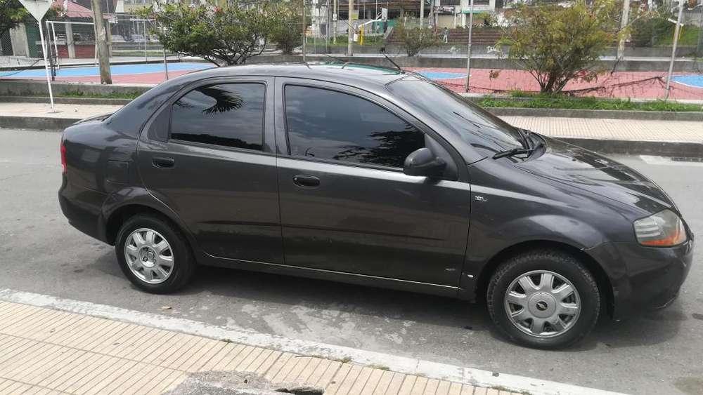 Chevrolet Aveo 2012 - 99000 km