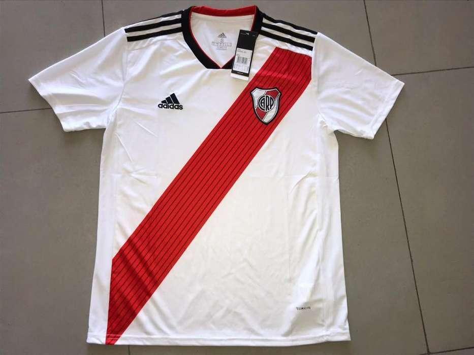 Camiseta River Plate titular 2019