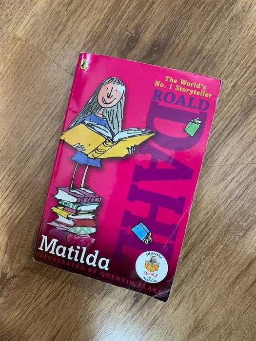 Matilda- Roald Dahl- Ed. Penguin Readers