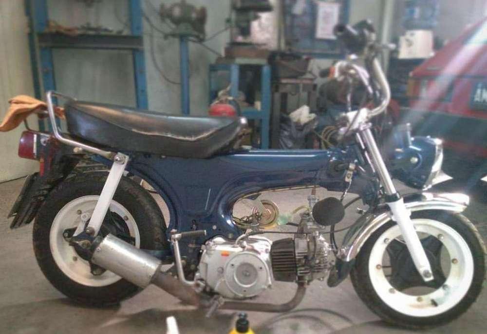 Mondial Dax 120cc