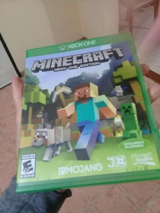 Vendo Minecraft Xbox One