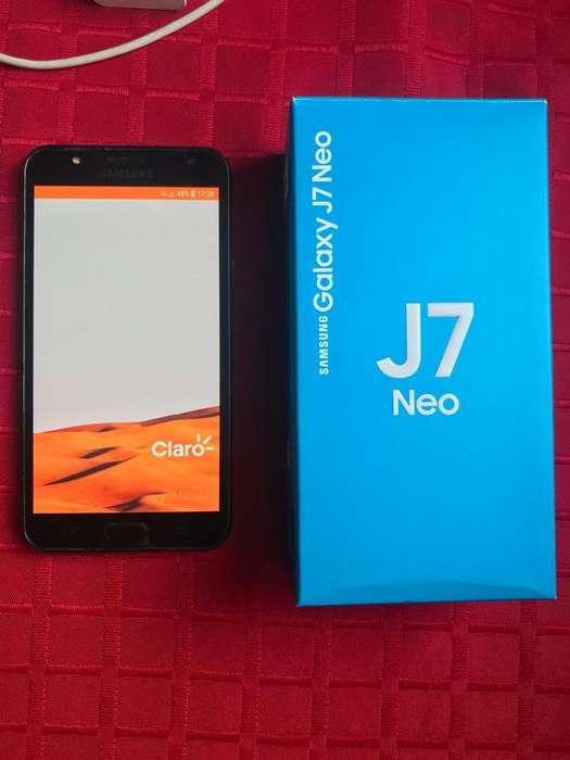 Vendo J7 Neo Impecable