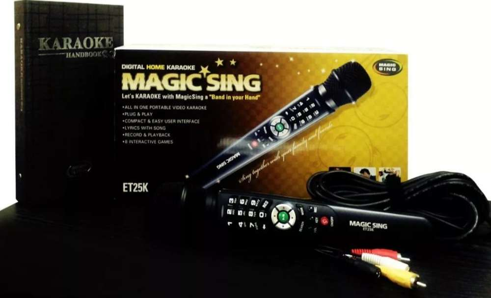 Magic Karaoke