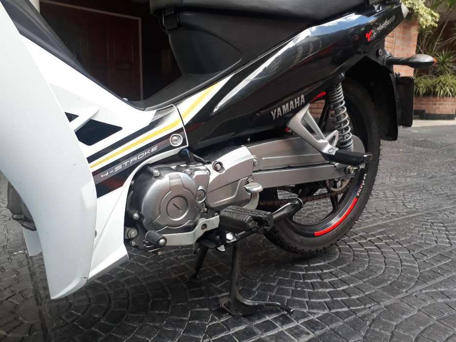 Yamaha Crypton Impecable
